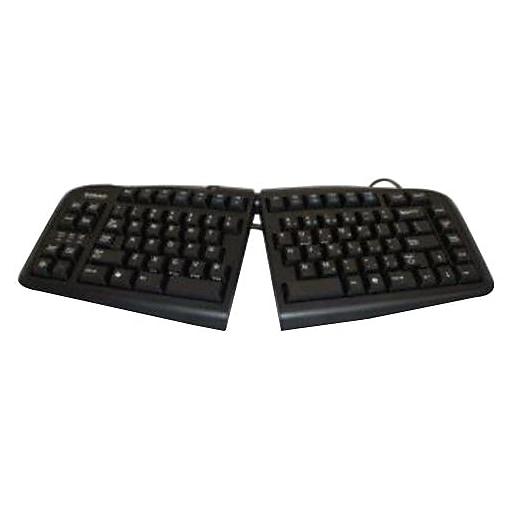 GoldTouch™ Go 2 Bluetooth Mobile Keyboard, Black (GTLS-0077UWB)