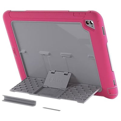 GriffinGB41876 Survivor Silicone/Polycarbonate Slim Case for 9.7
