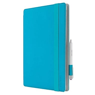 Incipio MRSF-070 Roosevelt™ Leather/Microfiber Slim Folio Case for 12.3