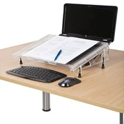 PrestigeRegular Microdesk Document Holder and Writing Platform, Clear (MD-SS)