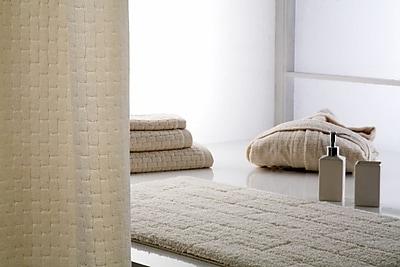 The St. Pierre Home Fashion Collection Graccioza Brick Bath Rug