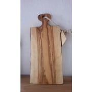 Pomegranate Solutions Wood Rustic Olive Cutting Board