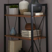 Wholesale Interiors Baxton Studio New Semester 50'' Etagere Bookcase