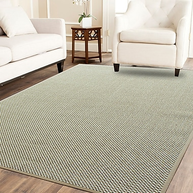 A1 Home Collections LLC Tiger Eye Maize Area Rug; 4' x 6'