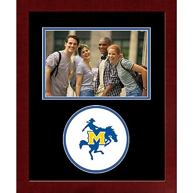 Campus Images NCAA Nebraska Cornhuskers Spirit Picture Frame; McNeese State University