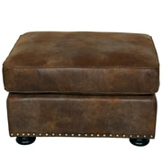 Porter International Designs Elk River Ottoman
