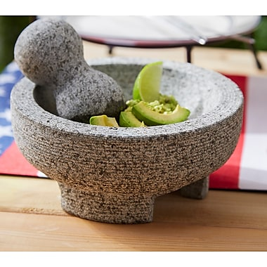 IMUSA 2 Piece Granite Mortar and Pestle Set
