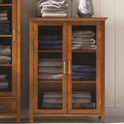 Elegant Home Fashions Avery 26'' W x 34'' H Cabinet