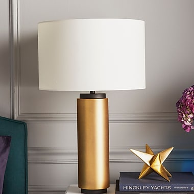 Pangea Home Nikolai Lamp 25'' Table Lamp