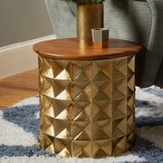 EasternLegends Accents Occasional End Table