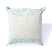 Wildon Home   Charleze  Cotton Throw Pillow