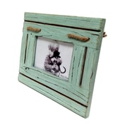 Wilco Home Wood Tabletop Picture Frame