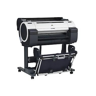Canon - Imprimante ImagePROGRAF iPF670 24 po, système d'encre à colorant / pigment de 5 couleurs avec support