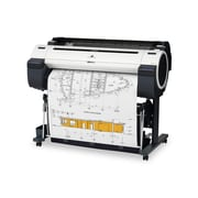 "Canon ImagePROGRAF iPF770 36"" Printer, 5 Colour Dye/Pigment Ink System with Stand & Basket"