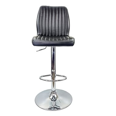 RetailPlus Avalon Contemporary Adjustable Height Bar Stools