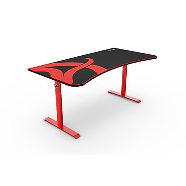 Arozzi - Table de jeu ARENA-RD, rouge
