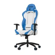 Vertagear VG-SL2000 Racing S-Line Gaming Chair, White/Blue