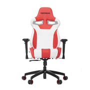 Vertagear VG-SL4000_WRD Racing S-Line Gaming Chair, White/Red