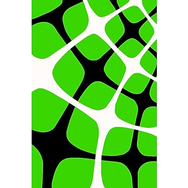 Persian-rugs Tobis Lime Green Indoor/Outdoor Area Rug; 8' x 10'