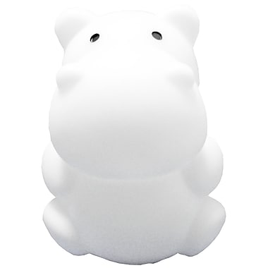 Kushies – Veilleuse, alimentée par piles, hippopotame