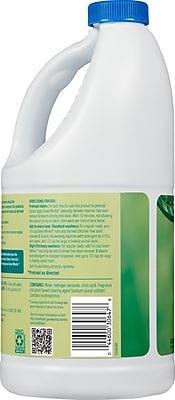 Clorox® Green Works™ CLO30647 Naturally Derived Chlorine-Free Bleach, 60-oz. Bottle