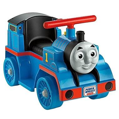 Fisher Price – Train Power Wheels Thomas Tank, anglais