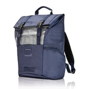 "Everki Roll Top 15.6"" Laptop Backpack, Navy"