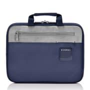 Everki – Pochette pour ordinateur portatif de 13,3 po avec mousse mémoire, bleu marine