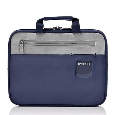 Everki – Pochette pour ordinateur portatif de 15,6 po avec mousse mémoire, bleu marine