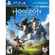 Horizon Zero Dawn for PlayStation 4, PS4