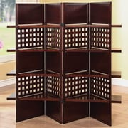 ACME Furniture 59'' x 72'' Trudy ll 4 Panel Room Divider