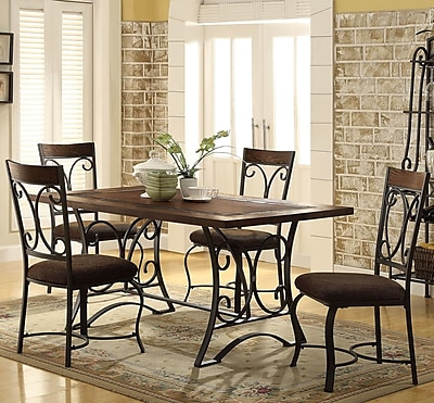 ACME Furniture Hakesa Dining Table