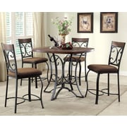 ACME Furniture Hakesa Counter Height Dining Table
