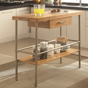 Brayden Studio Gean Kitchen Island