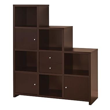 Wildon Home 63'' Cube Unit Bookcase