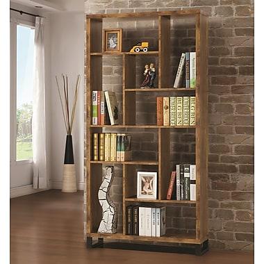 Brayden Studio Croyle 70.75'' Standard Bookcase