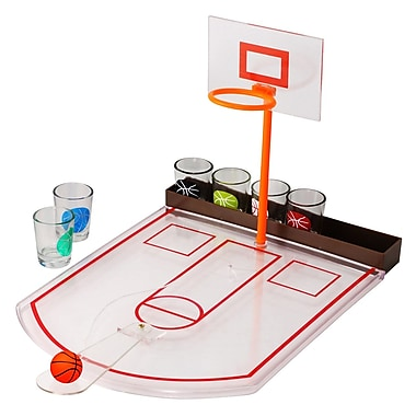Kovot 8 Piece Basketball Drinking Game Set