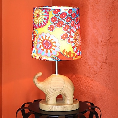 River of Goods Electric Elephant 16.5'' Table Lamp