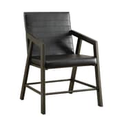Varick Gallery Hallatrow Mid-Back Leather Desk Chair