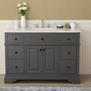 Ari Kitchen & Bath Chela 48'' Single Bathroom Vanity Set
