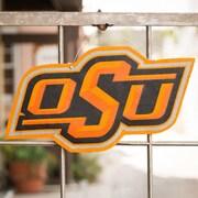Glory Haus Oklahoma State Logo Burlee Wall Decor