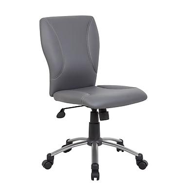 Tiffany Caressoft Plus Chair-Grey (B220-GY)