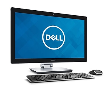 Dell - PC tout-en-un i7459-4129BS Inspiron 7459 23,8 po, 2,3GHz Intel Core i5-6300HQ, DD 1 To, 12 Go DDR4, Windows 10 Famille