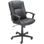 Puresoft Manager Chair, Black (40291)