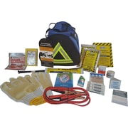 Emergency Survival Road Side Assistance and First Aid Kit