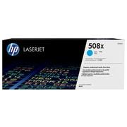HP 508X (CF361X) Cartouche de toner HPLaserJet cyan à rendement élevé d'origine
