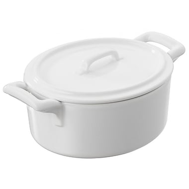 Revol Belle Cuisine 0.5 Qt. Oval Dutch Oven