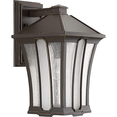 Loon Peak Cerre 1-Light Outdoor Wall Lantern; Large
