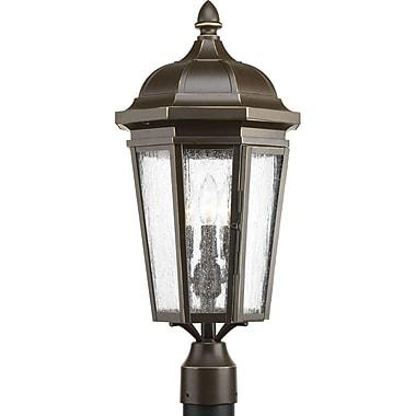 Alcott Hill Edgewater 3-Light Lantern Head; Antique Bronze