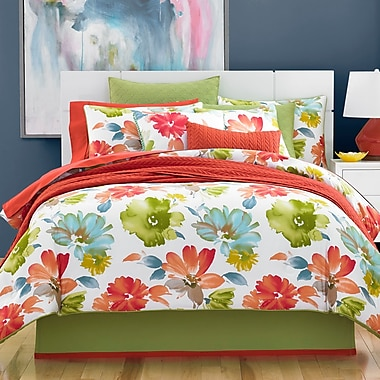 Five Queens Court Madie 4 Piece Twin Comforter Set; California King